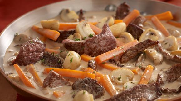 champignons rezepte gefüllt mit salami