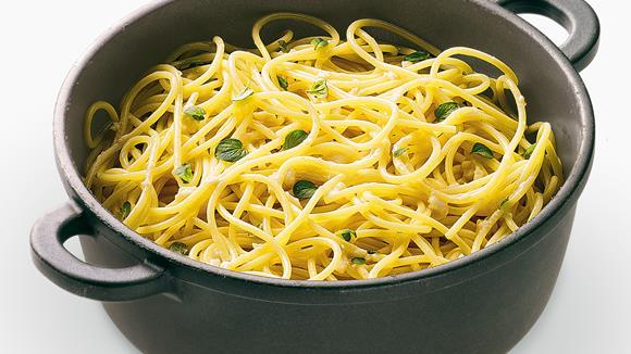 Pasta aglio olio Rezept