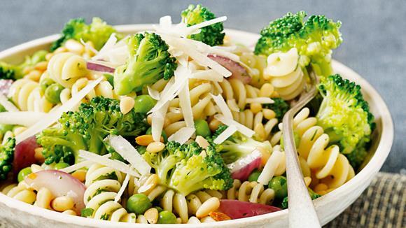 Fusilli mit Gemüse-Kräutersauce Rezept