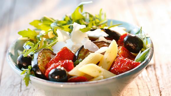Italienischer Pasta-Salat Rezept
