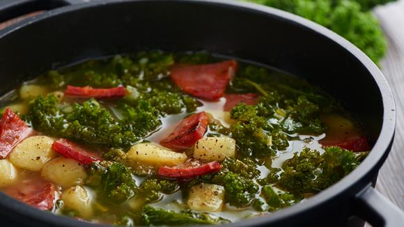Caldo Verde mit Chorizo Rezept