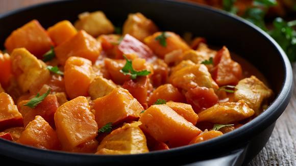 Einfaches Curryhuhn Rezept