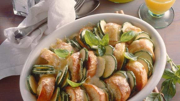 Kartoffel-Zucchiniauflauf