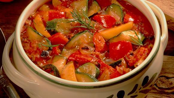 Feiner Kartoffel-Gemüseeintopf Rezept