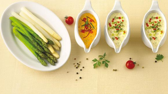 Clever sauce ideas with KNORR sauce hollandaise recipe