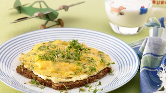 Omelette-Brot