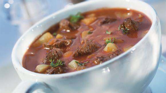 Goulash potato soup recipe