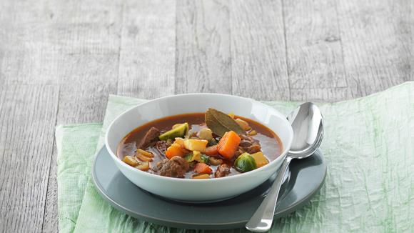 Wintergulasch-Suppe