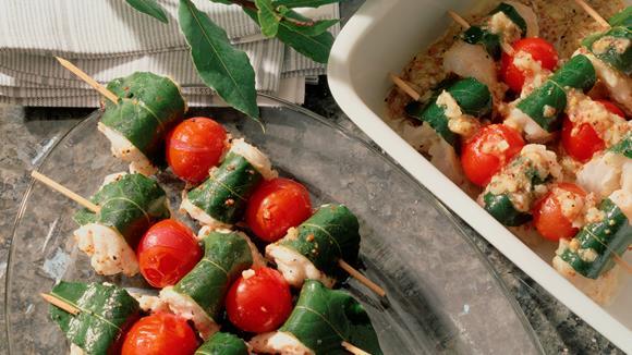 Pikante Marinade mit Peperoncino und Knoblauch