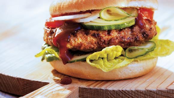 Smokey-BBQ Burger