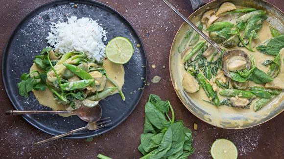 Thailändisches Green Curry