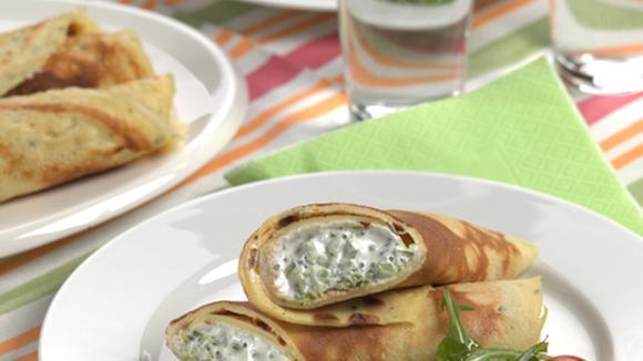 Westschweizer Broccoli-Crespelle Rezept