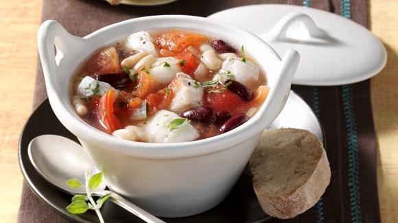 Italienischer Fischtopf Rezept