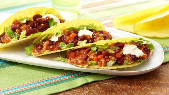Tacos Bolognese
