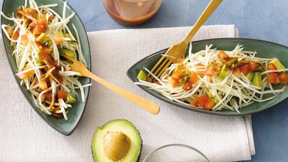 Selleriesalat mit Avocado