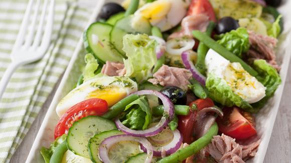 Salat Nicoise Rezept