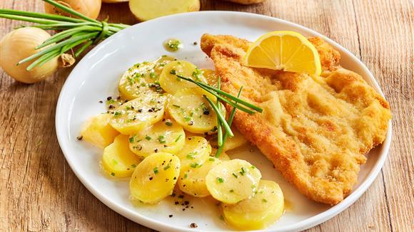 Wiener Schnitzel Rezept