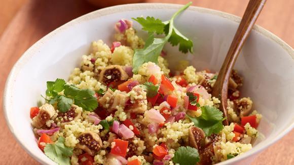 Couscous-Salat mit Feigen Rezept