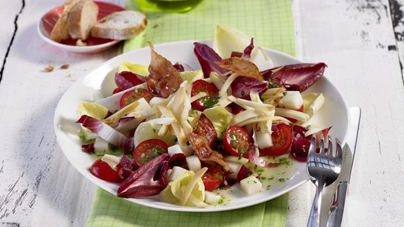 Chicoree Salat Rezept