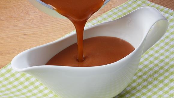 Calvados-Soße