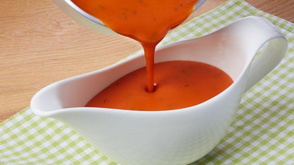 Tomaten-Oliven-Soße