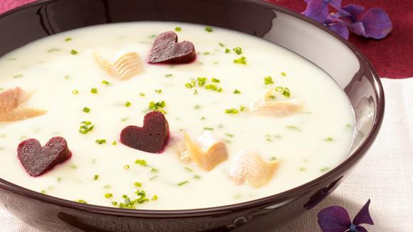 Blumenkohl-Cremesuppe Rezept