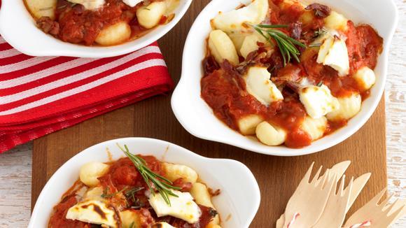 Gnocchi-Auflauf Rezept