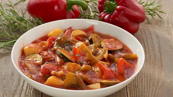 Gemüse Ratatouille Rezept