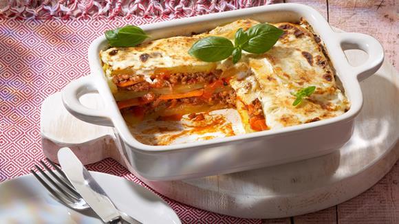 Kartoffel-Lasagne