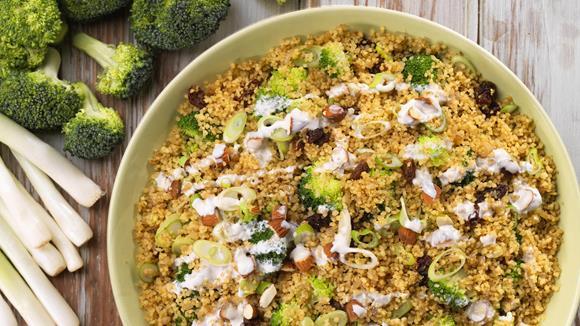 Couscous mit Brokkoli Rezept