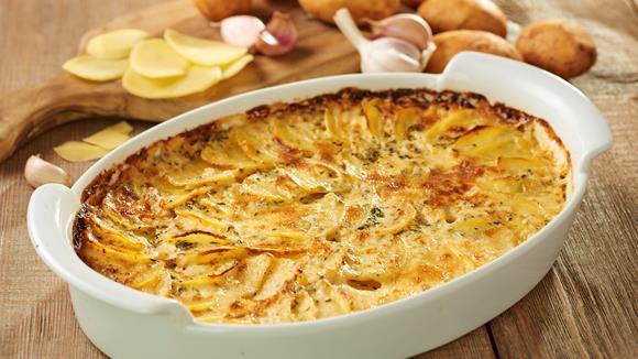 Kartoffelgratin Rezept » Knorr