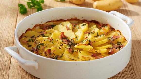 Kartoffelauflauf