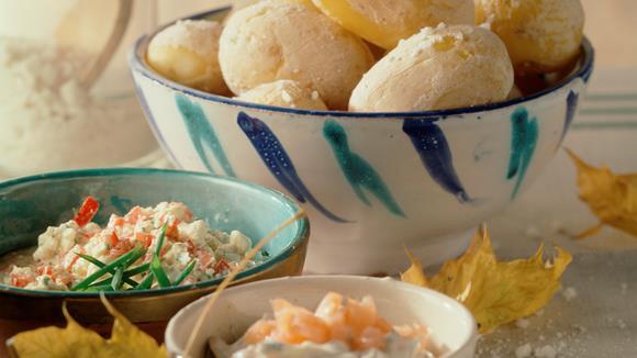 Kartoffeln mit Salzkruste Rezept