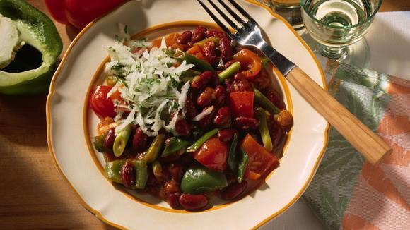 Chili vegetarisch