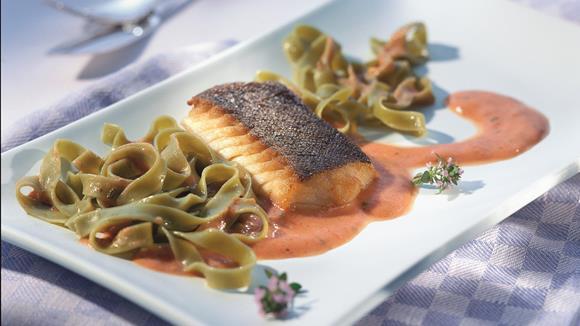 Fischfilet Napoli