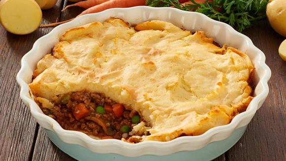 Shepherd's Pie Rezept