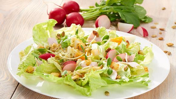 Fitness-Salat