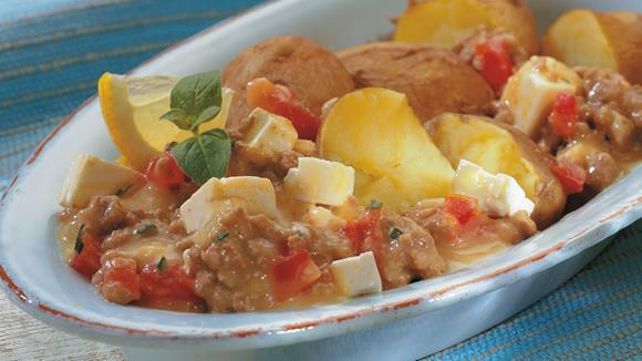 Griechische Kartoffeln