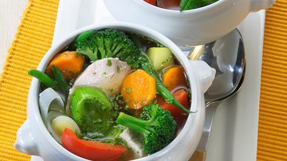 Bunter Gemüsetopf
