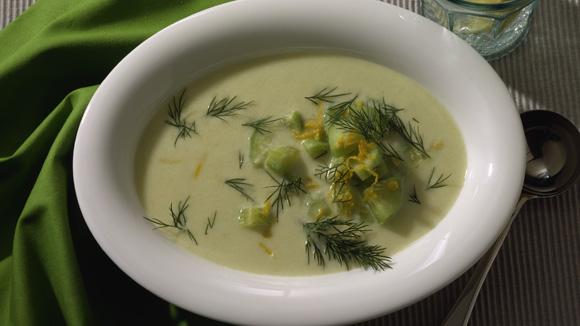 Σούπα αγγουριού