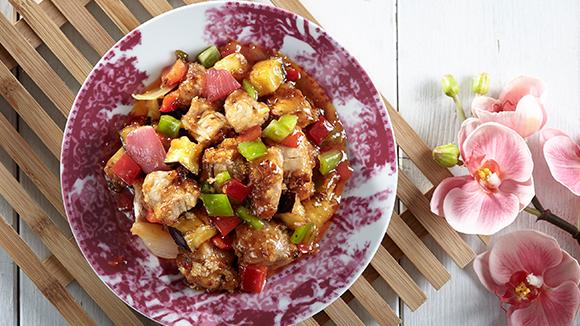 Βιετναμέζικο χοιρινό με λαχανικά