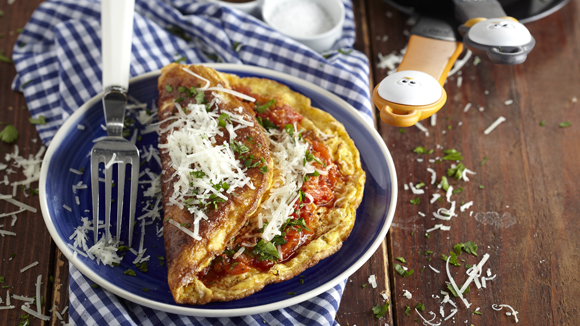 Ομελέτα πικάντικη