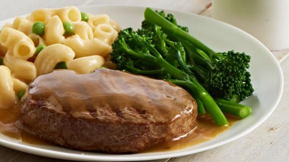 how to cook gravy beef steak