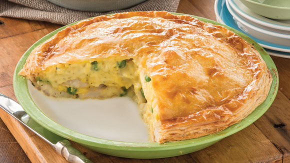 Fish Pie Recipe. Serves 4. Continental Winter Recipes