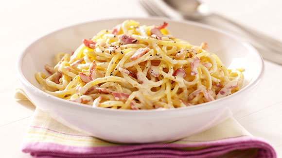 Quick and Easy Spaghetti Carbonara Recipe – Knorr® UK