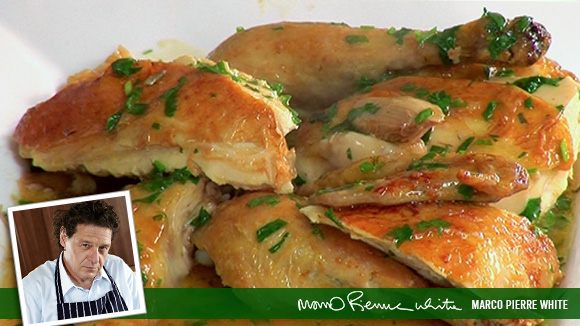 Lemon And Thyme Chicken Breasts Recipe — Dishmaps