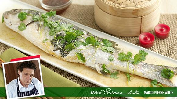 Chinese-style Sea Bass
