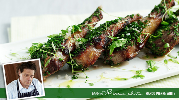 Herbed Lamb Chops