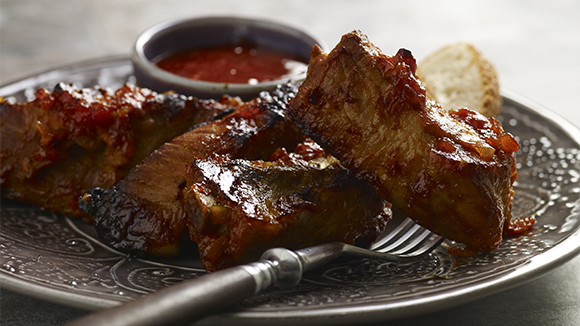 Spicy Chilli Barbecue Ribs