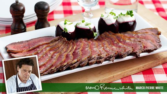 Roast Beef Platter